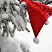 Idealna na grudzień: czapka Świętego Mikołaja